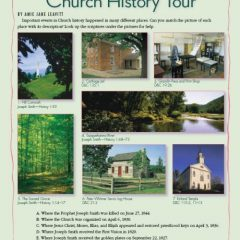 Church History Tour
