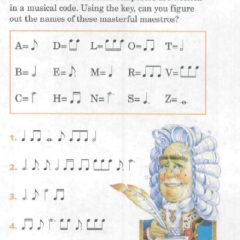 Key-Coded Composers