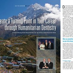 Create a Turning Point in Your Career through Humanitarian Dentistry