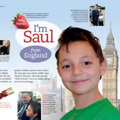 Saul from England