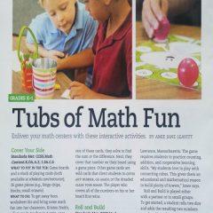 Grades K-1: Interactive Math Centers
